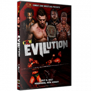 "CZW DVD July 8, 2017 ""Evilution"" - Voorhees, NJ"