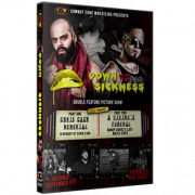 "CZW DVD September 9, 2017 ""Down With the Sickness 2017"" - Voorhees, NJ"