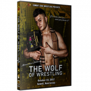 "CZW DVD October 14, 2017 ""Wolf of Wrestling"" - Sewell, NJ"