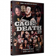 "CZW DVD December 9, 2017 ""Cage of Death 19"" - Sewell, NJ"