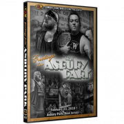 "CZW DVD February 23, 2018 ""Greetings From Asbury Park"" - Asbury Park, NJ"