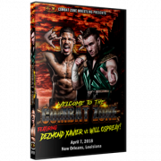 "CZW DVD April 7, 2018 ""Welcome to the Combat Zone"" - New Orleans, LA"