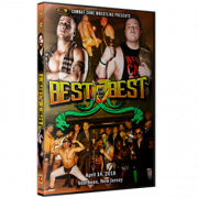 "CZW DVD April 14, 2018 ""Best Of The Best 17"" - Voorhees, NJ"