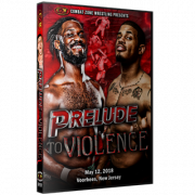 "CZW DVD May 12, 2018 ""Prelude to Violence"" - Voorhees, NJ"