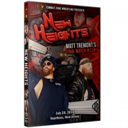 "CZW DVD July 28, 2018 ""New Heights"" - Voorhees, NJ"