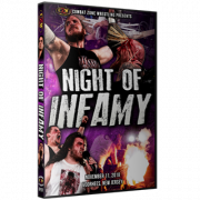 "CZW DVD November 10, 2018 ""Night Of Infamy"" - Voorhees, NJ"