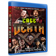 "CZW Blu-ray/DVD December 9, 2018 ""Cage of Death XX"" - Philadelphia, PA"