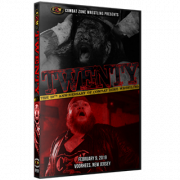 "CZW DVD February 9, 2019 ""Twenty"" - Voorhees, NJ"