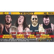 "CZW February 9, 2019 ""Twenty"" - Voorhees, NJ (Download)"