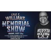 "CZW July 12, 2019 ""Lyle C. Williams Memorial Show"" - Voorhees, NJ (Download)"