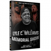 "CZW DVD July 12, 2019 ""Lyle C. Williams Memorial Show"" - Voorhees, NJ"