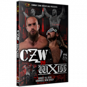 "CZW DVD August 10, 2019 ""CZW vs. wXw"" - Voorhees, NJ"