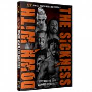 "CZW DVD September 13, 2019 ""Down With the Sickness 2019"" - Voorhees, NJ"