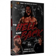 "CZW DVD October 26, 2019 ""To Hell and Back"" - Voorhees, NJ"