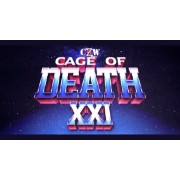 "CZW December 14, 2019 ""Cage of Death XXI"" - Voorhees, NJ (Download)"