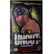 "CZW DVD ""Uncut: BLK Jeez"""