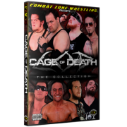 "CZW DVD ""Cage of Death: The Collection"""