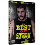 "CZW DVD ""Best of Kevin Steen in CZW"""