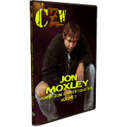 "CZW DVD ""Jon Moxley: The Complete Collection - Volume 1"""