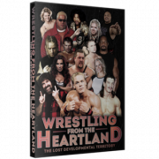 Wrestling From The Heartland: The Lost Developmental Territory Volume 1 DVD