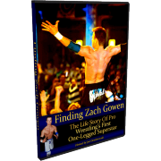 """Finding Zach Gowen"" DVD"