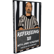 Refereeing 101 with Jimmy Korderas DVD