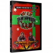 "DeathProof Fight Club DVD December 6, 2015 ""A Very DeathProof Christmas"" - Etobicoke, ON"