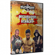 "DeathProof Fight Club DVD February 7, 2016 ""Declaration of Anarchy 3"" - Etobicoke, ON"