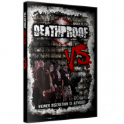 "DeathProof Fight Club DVD March 26, 2016 ""VS"" - Hamilton, ON"