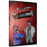 "DeathProof Fight Club DVD April 17, 2016 ""LuchaProof"" - Etobicoke, ON"