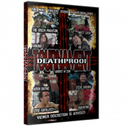 "DeathProof Fight Club DVD August 14, 2016 ""DeathProof Tournament 2016"" - Etobicoke, ON"