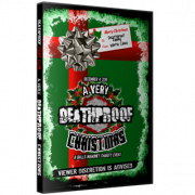 "DeathProof Fight Club DVD December 4, 2016 ""A Very DeathProof Christmas"" - Etobicoke, ON"