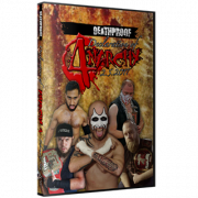 "DeathProof Fight Club DVD February 5, 2017 ""Declaration of Anarchy 4"" - Toronto, ON"