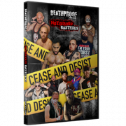 "DeathProof Fight Club DVD July 15, 2017 ""Notorious Basterds"" - Barton, ON"