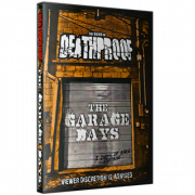 "DeathProof Fight Club DVD ""The Dawn of DeathProof: The Garage Days"""