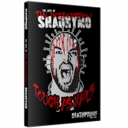 """DeathProof Fight Club DVD """"TOUGH AS NAILS: The Best of the Horrorshow Shaunymo"""""""