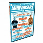 """DreamWave DVD April 7, 2012 """"Anniversary III"""" - LaSalle, IL"""