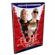 "DreamWave DVD December 3, 2011 ""The Fight Before Christmas"" - LaSalle, IL"