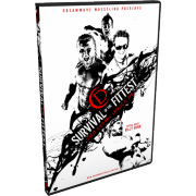 "DreamWave DVD November 3, 2012 ""Survival OF The Fittest"" LaSalle, IL"