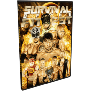 "DreamWave DVD November 2, 2013 ""Survival of the Fittest 2013"" - LaSalle, IL"
