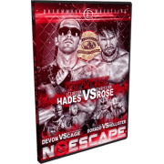 "DreamWave DVD October 5, 2013 ""No Escape 2013"" - LaSalle, IL"