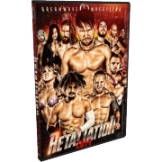 "DreamWave DVD May 3, 2014 ""Retaliation 2014"" - LaSalle, IL"