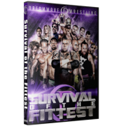 "DreamWave DVD November 1, 2014 ""Survival of the Fittest 2014"" - LaSalle, IL"