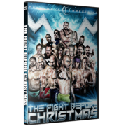 "DreamWave DVD December 6, 2014 ""Fight Before Christmas"" - LaSalle, IL"