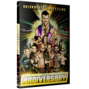 "DreamWave Wrestling DVD March 7, 2015 ""Road to Anniversary: Misfortune"" - LaSalle, IL"