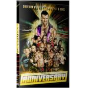 """DreamWave Wrestling DVD March 7, 2015 """"Road to Anniversary: Misfortune"""" - LaSalle, IL"""