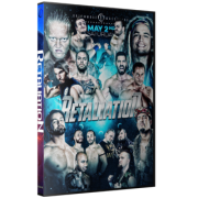 "DreamWave Wrestling DVD May 2, 2015 ""Retaliation"" - LaSalle, IL"