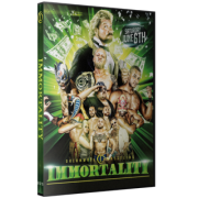 "DreamWave Wrestling DVD June 6, 2015 ""Immortality"" - LaSalle, IL"