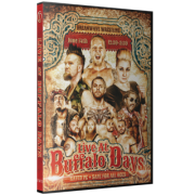 "DreamWave Wrestling DVD June 14, 2015 ""Buffalo Days"" - LaMoille, IL"