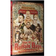 """DreamWave Wrestling DVD June 14, 2015 """"Buffalo Days"""" - LaMoille, IL"""